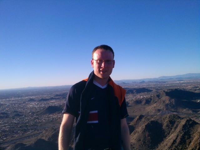 Squaw Peak Summit