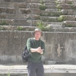 Faux Preaching at Ephesus Amphitheater