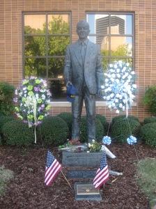 Shuttlesworth Statue